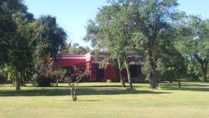 ranch or estancia